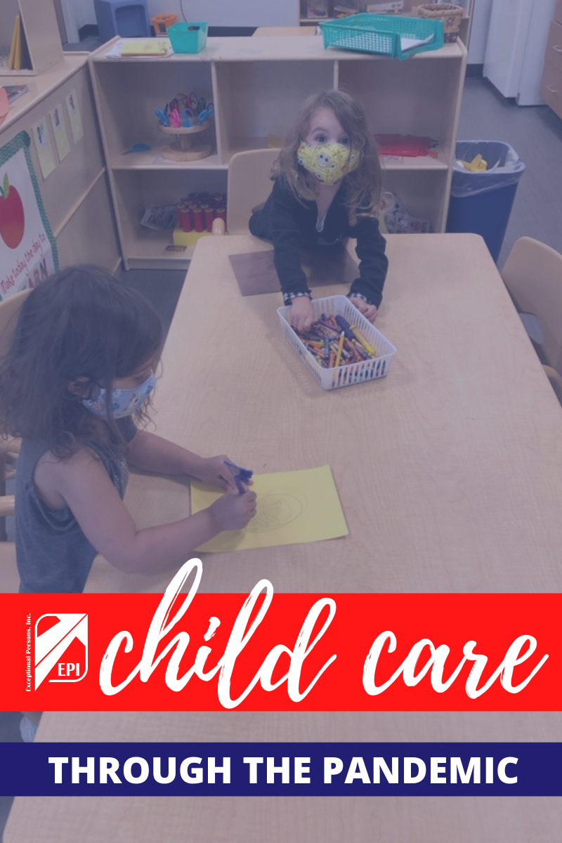 Child Care Through the Pandemic