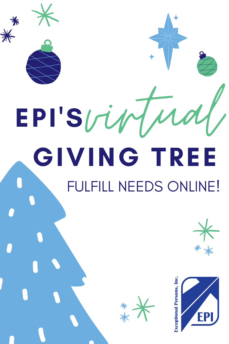 EPI's Virtual Giving Tree
