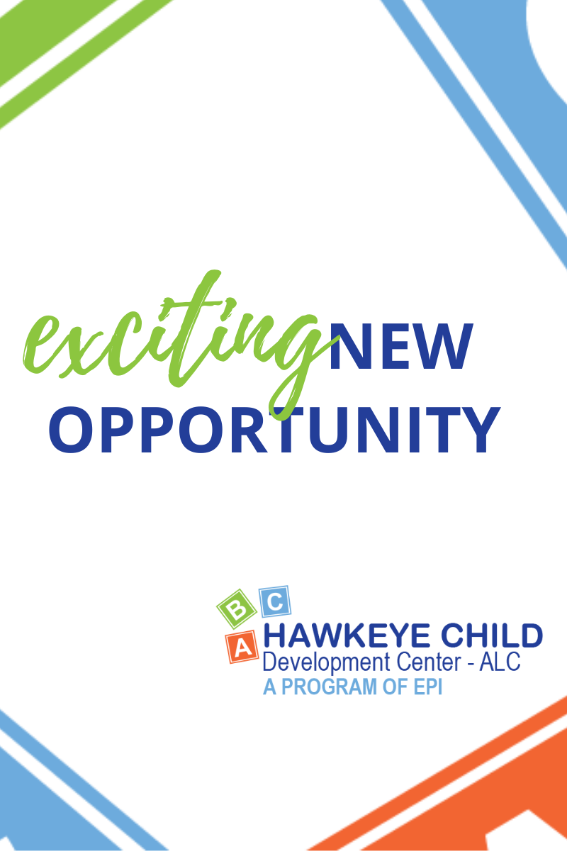 Exciting New Opportunity at the HCDC-ALC