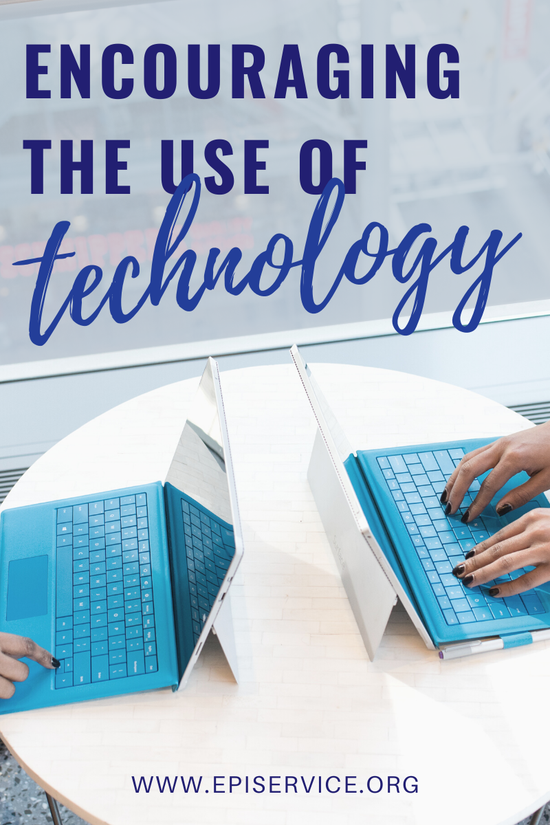 Encouraging the Use of Technology