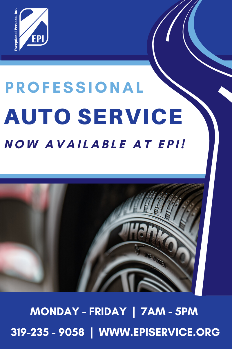 Auto Repair Service Available