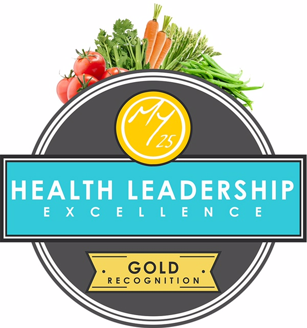 EPI Awarded the Gold Award for Health Leadership Excellence by My25