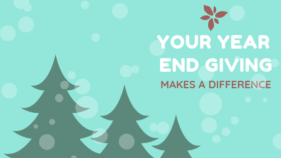 Your Year-End Giving Makes a Difference