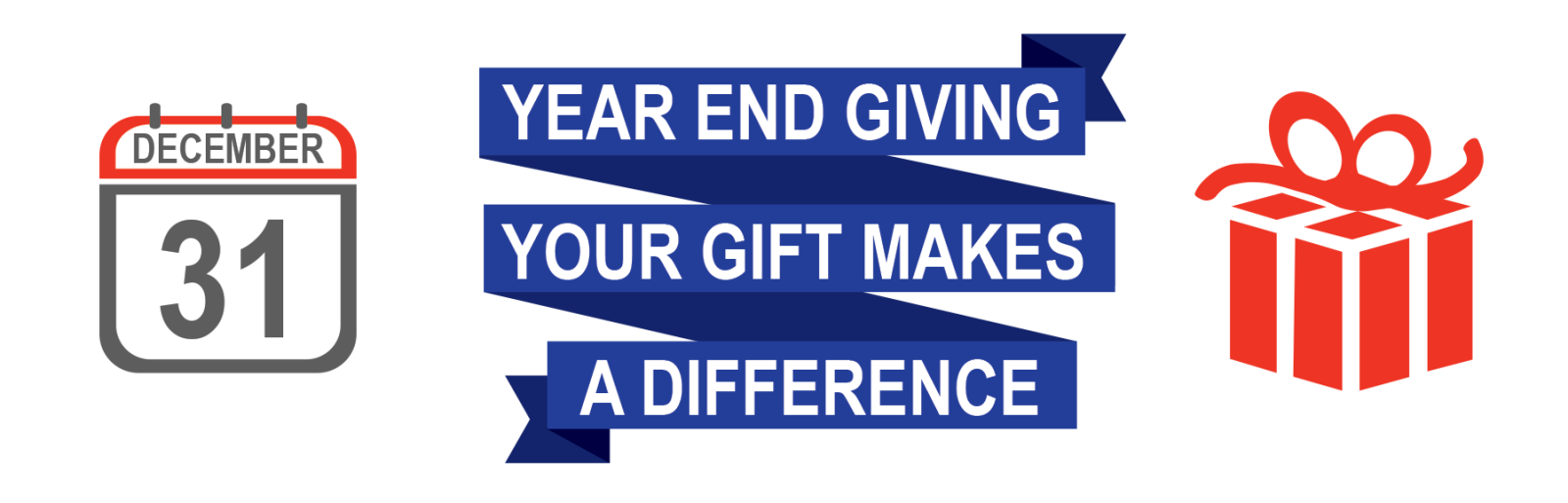Year End Giving - Your Gift Makes a Difference